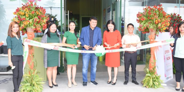 ALLBANK OPENS A NEW BRANCH IN KAWIT