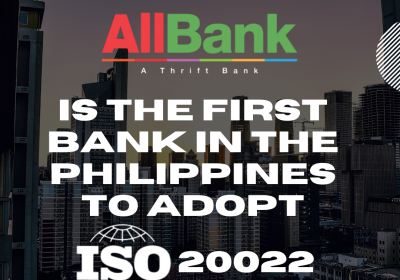 First Bank in the Philippines to Adopt ISO 20022